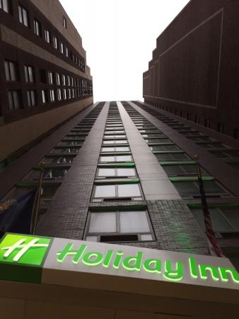 Holiday Inn Express New York City Times Square | 343 West 39th Street, New York, NY, 10018 | +1 (212) 239-1222