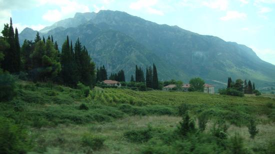 Chez Alexandre : Konitsa surroundings
