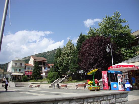 Chez Alexandre : Konitsa square