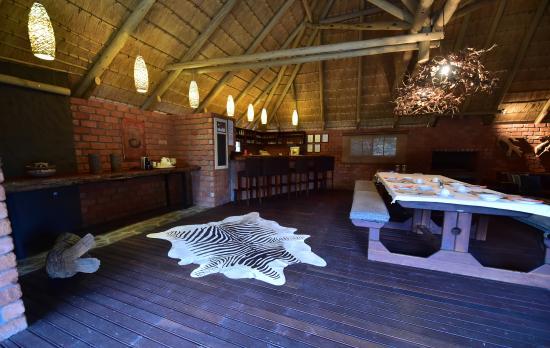 Okahandja, Namibia: the pub