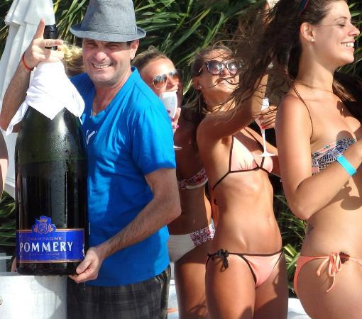 Nikki Beach Resort Koh Samui : World Famous Amazing Sunday Brunch
