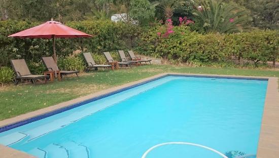 Galenia Estate: Swimming pool
