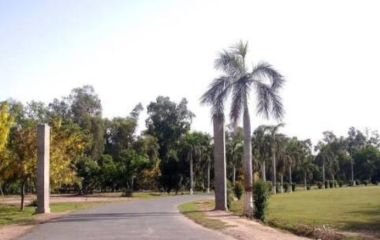 Faisalabad, Pakistan: Beautiful park to visit on holiday.