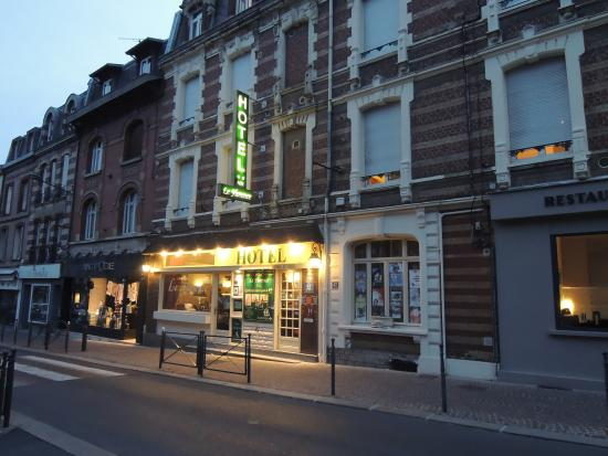 Lovely Hotel in the Heart of Saint Quentin
