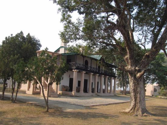 Dhikala Forest Rest House: Old Forest Rest House