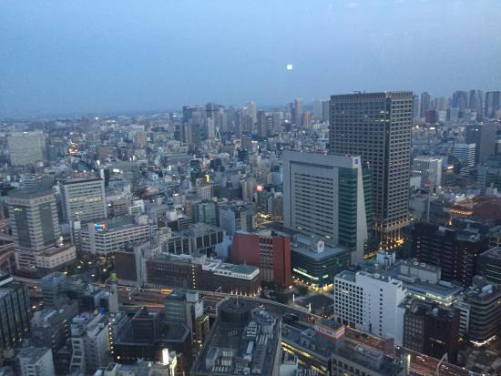 K'shiki All-Day Dining: Endless view of Tokyo!