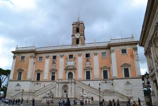 Attractive Piazza Del Campidoglio