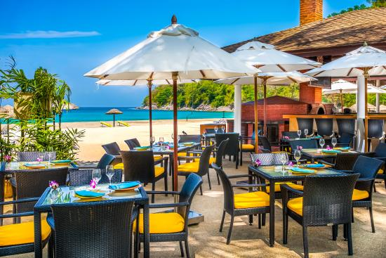 La Fiamma - Le Meridien Phuket Beach Resort