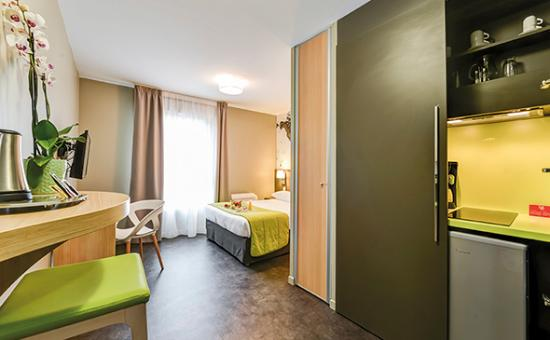 Appart 39 city confort le bourget aeroport bewertungen for Appart hotel 78