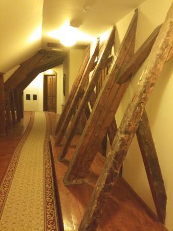 Hotel Casa Wagner: corridoio