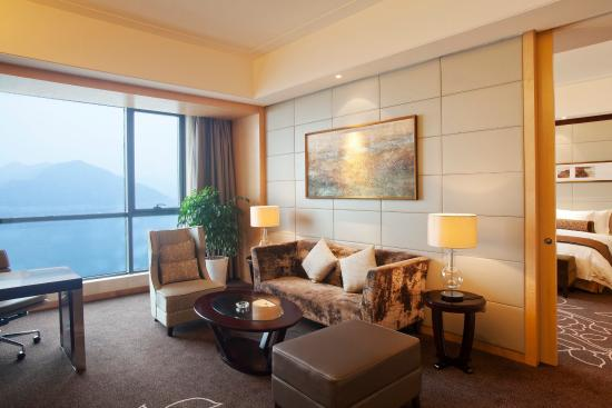 Yichang, Çin: Executive Room