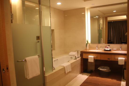 Yichang, Çin: Bathroom Amenities