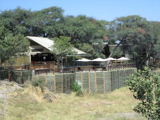 Belmond Savute Elephant Lodge Photo