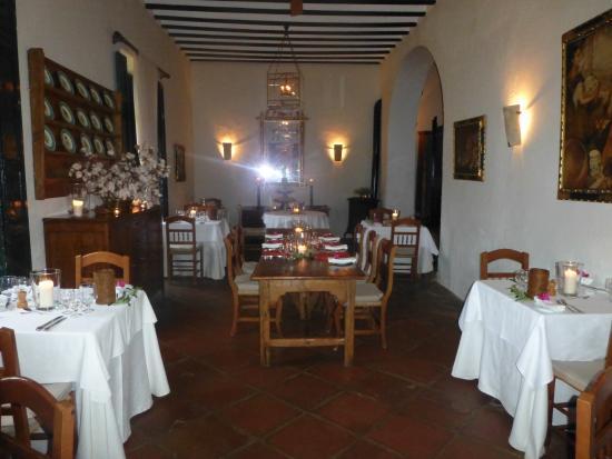 Las Cabezas de San-Juan, Ισπανία: La salle à manger