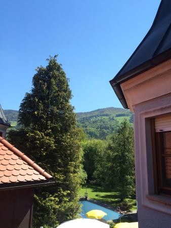 Gasthof Hotel Doktorwirt : view from the bedroom window