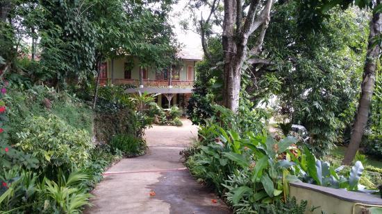 from the outside gate picture of galavilla boutique hotel spa rh tripadvisor com