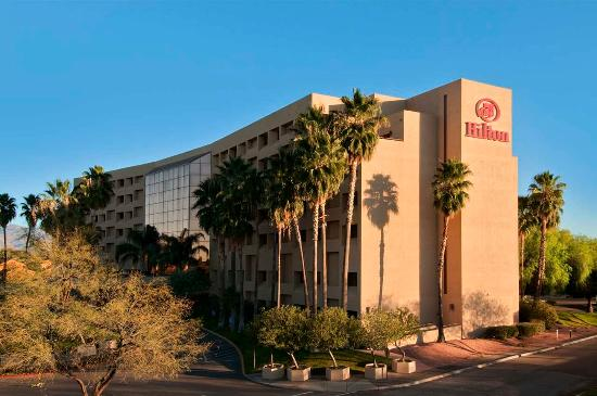 Welcome to the The Hilton Tucson East