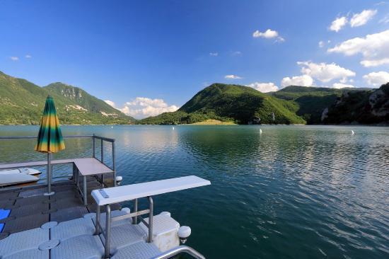 Lago del Turano Photo