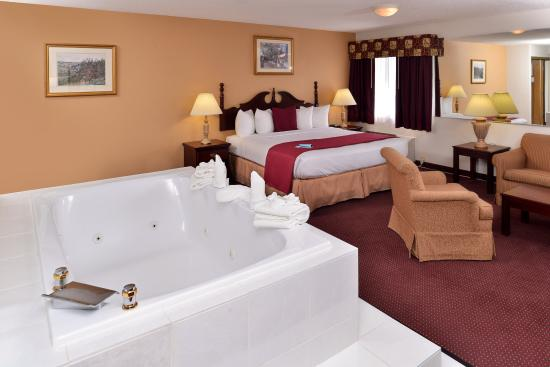 Best Western Naperville Inn: Presidential Suite