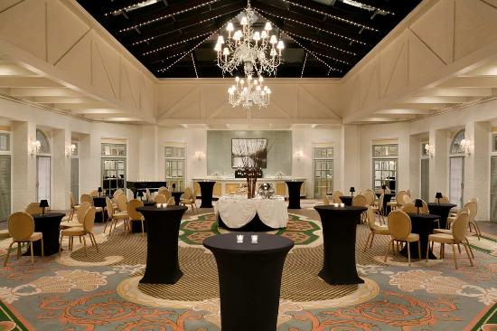 Woodcliff Lake, NJ: Solarium - Managers Reception 1
