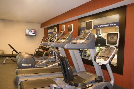 Victor, NY: Precor Fitness Center