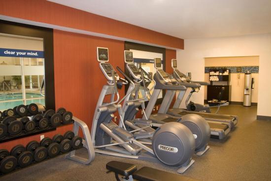 Victor, estado de Nueva York: Precor Fitness Center