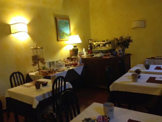 Hotel Antica Villa: colazione