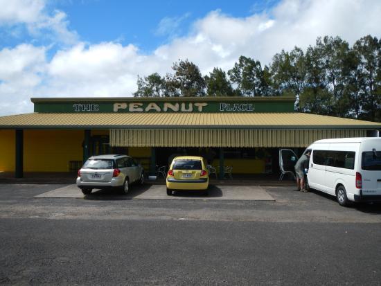 Tolga, Australien: The Peanut Place