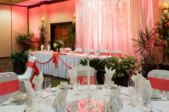 Crowne Plaza Fort Myers at Bell Tower Shops: Fort Myers Ballroom Special Events