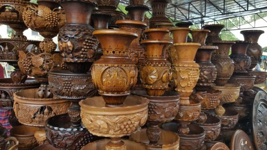 Image result for wood handicrafts