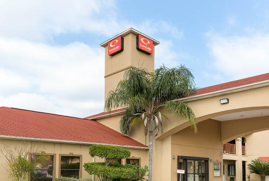 Econo Lodge Airport Humble: Exterior