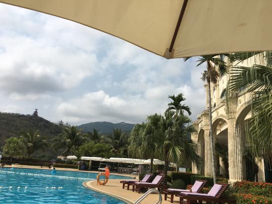 亞龍灣環球城大酒店照片