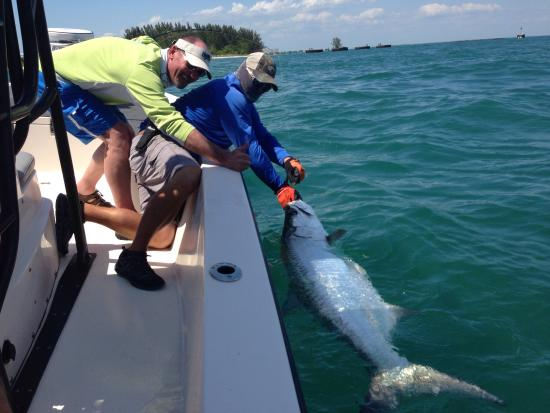 Boca Grande, FL: Reel Intense Inshore Charters