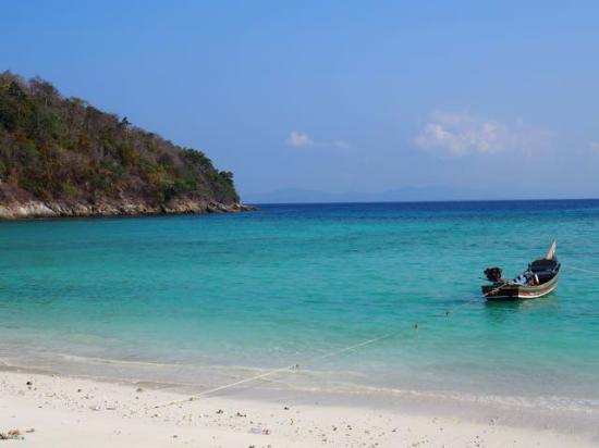 Rayaburi Resort (Racha Island): ビーチ