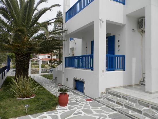 Batsi, اليونان: Εξωτερική