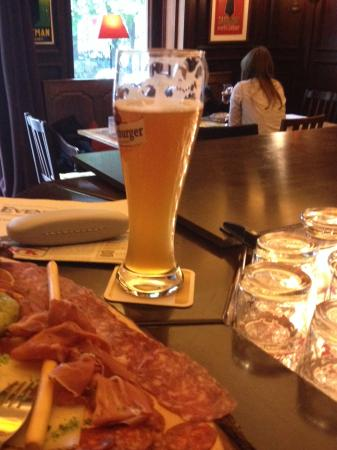 Sherry & Port : Dine and beer
