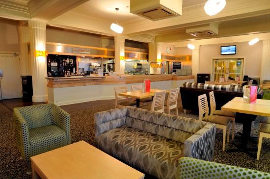 The Cliffs Hotel: Coffee Shop