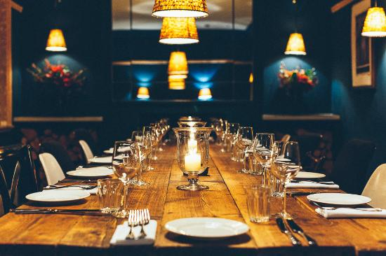 The Bird In Hand: The Private Dining Room, Totally Separate From The Main  Restaurant