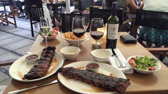 Gauchos aan de Plas: Geweldig restaurant!