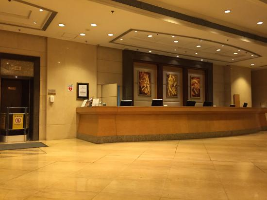 JW Marriott opens second hotel in Shenzhen, China – LATTE ... |Hotel Front Office Lobby