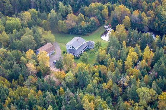 Murray Harbour, Canada: Arial view of property
