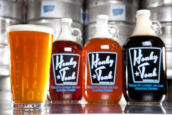 HonkyTonk Brewing Co.