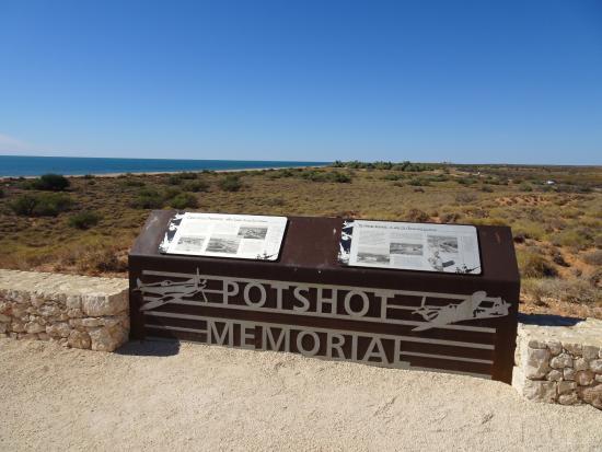 Potshot Memorial