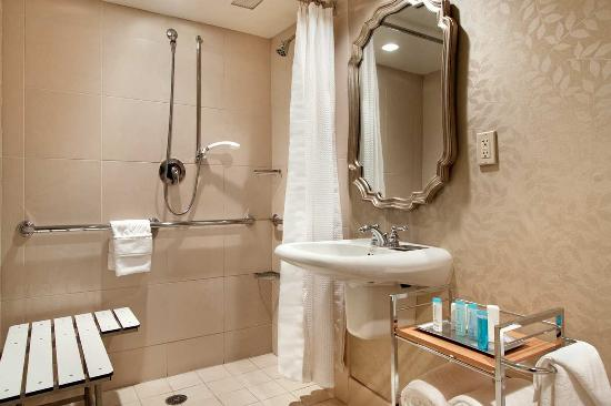 Rye Brook, NY: Accessible Bathroom