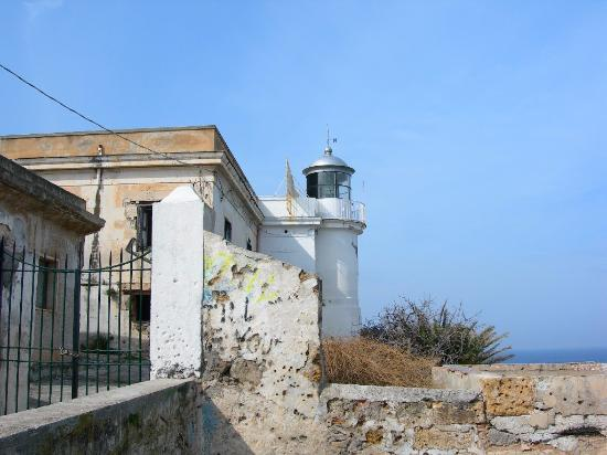 ‪Faro di Capo Gallo‬