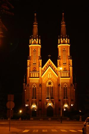 Kościól Najświętszej Maryi Panny Różańcowej