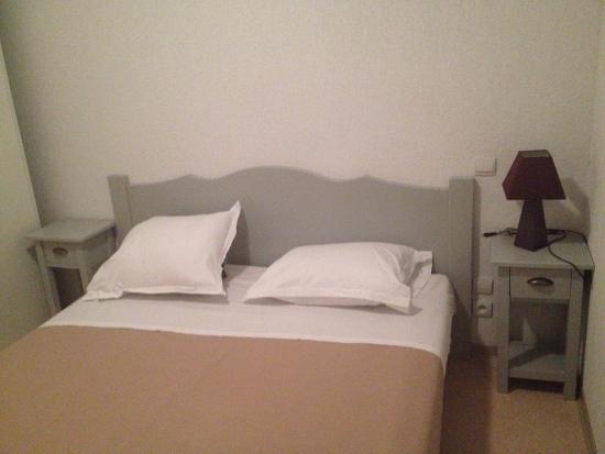 Residence Les Demeures du Ventoux : Chambre lit double