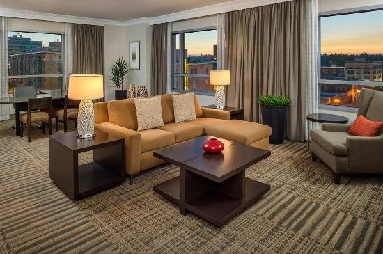 Vancouver, واشنطن: Presidential Suite