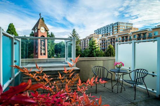 Vancouver, WA: Double Beds Private patio