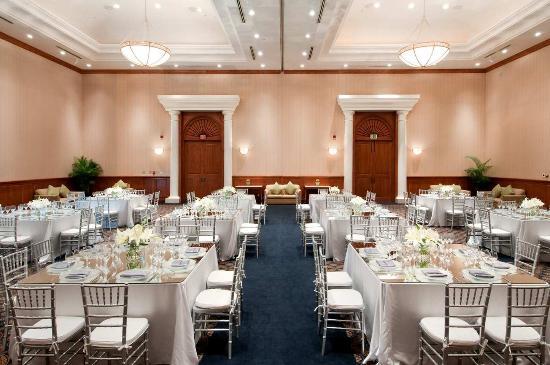 Hilton Los Cabos Beach & Golf Resort: Las Montañas Ballroom